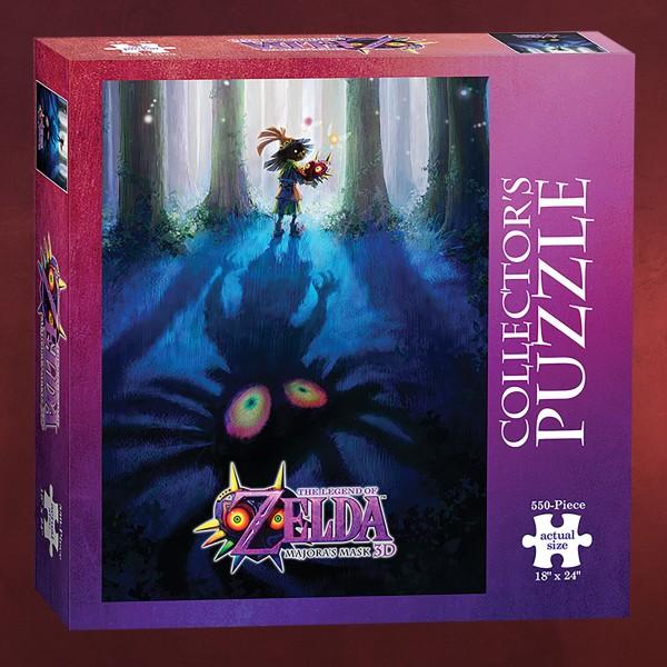 Zelda - Majoras Mask Puzzle