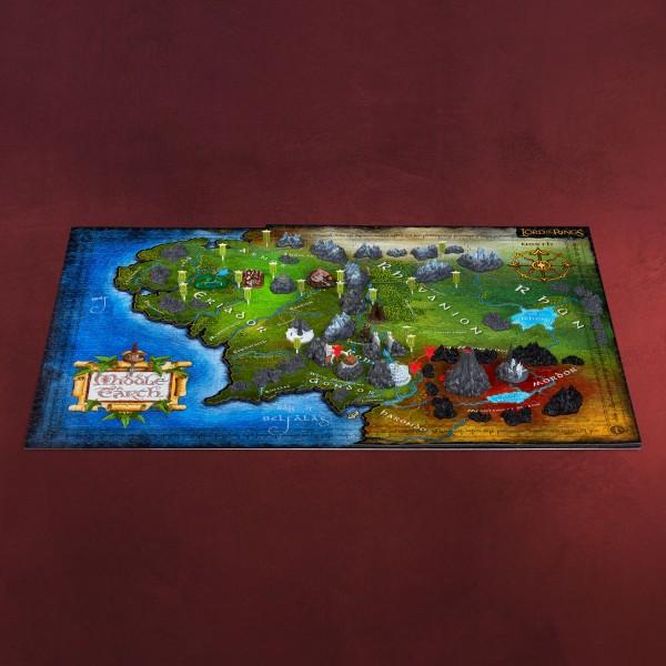 Herr der Ringe - Mittelerde 4D Puzzle