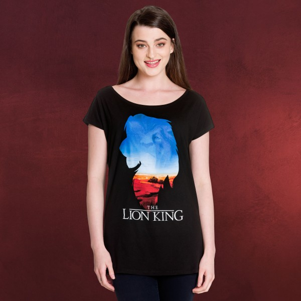 König der Löwen - Kings World T-Shirt Damen Loose Fit
