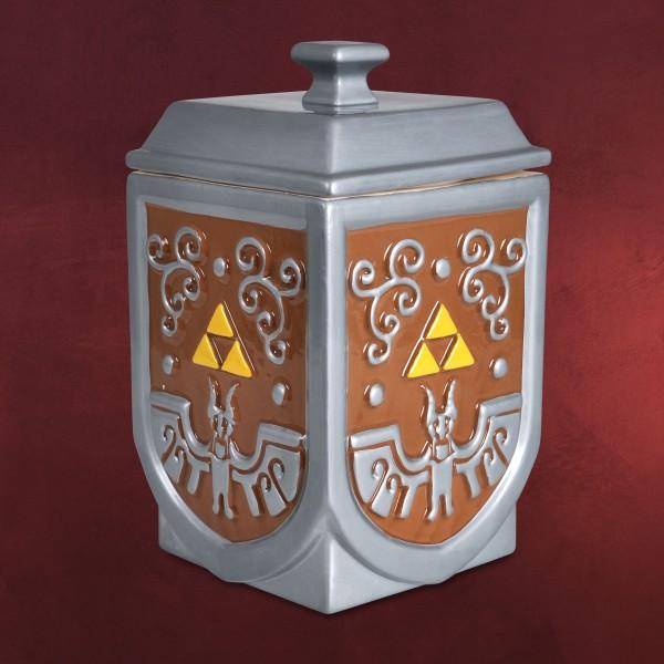 Zelda - Wind Waker Schild Keksdose