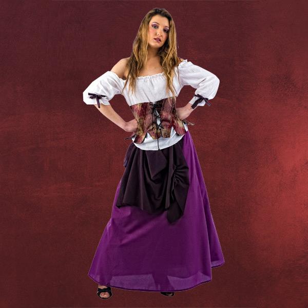Gänsemagd Mittelalter Kostüm