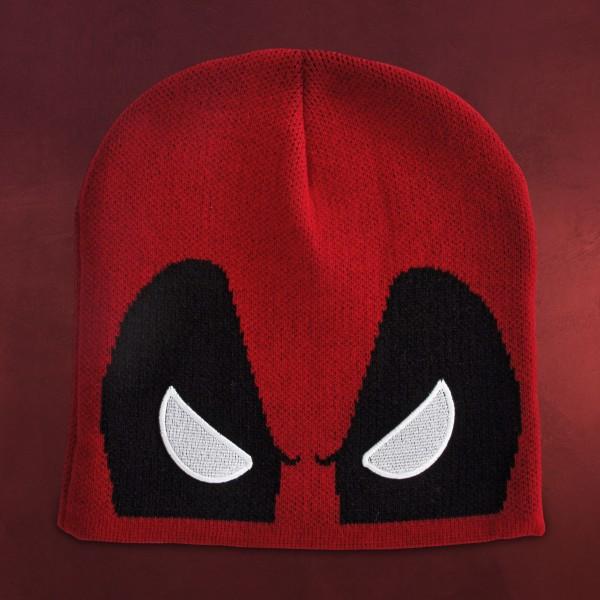 Deadpool Beanie rot