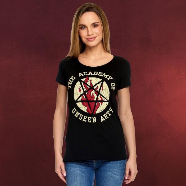 Sabrina - Academy of Unseen Arts T-Shirt Damen schwarz