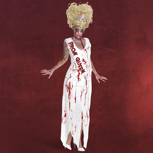 Horror Queen Kostüm Damen