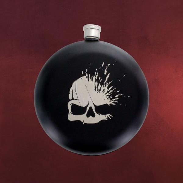 Call of Duty - Skull Logo Flachmann
