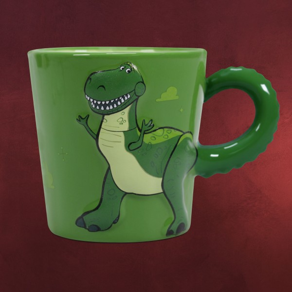 Toy Story - Rex Believe in Yourself Tasse