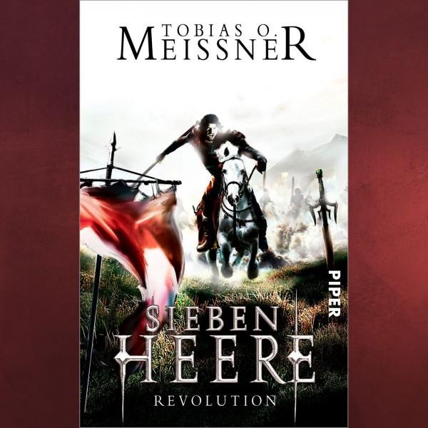 Sieben Heere - Revolution - Taschenbuch