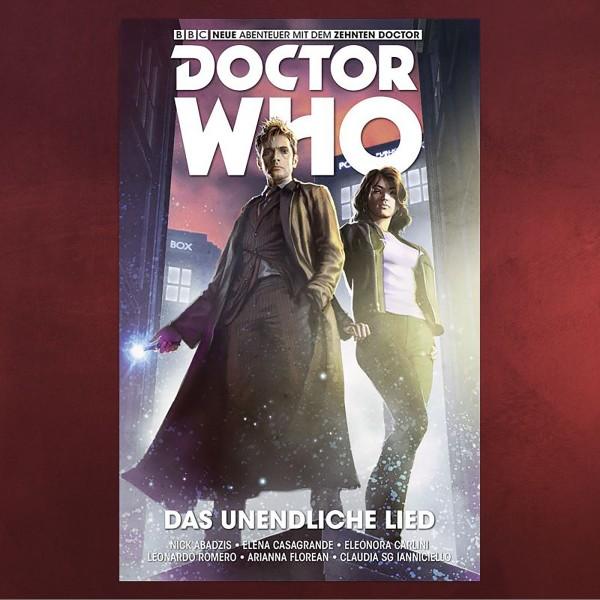 Doctor Who - Der zehnte Doctor - Das unendliche Lied