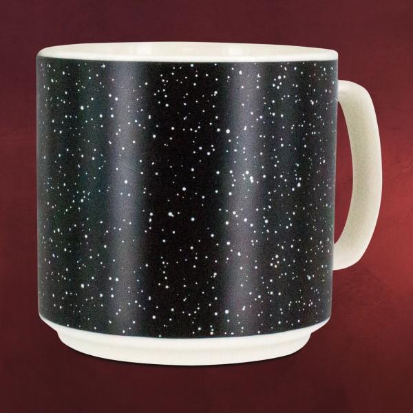 Star Wars - Sternbilder Thermoeffekt Tasse