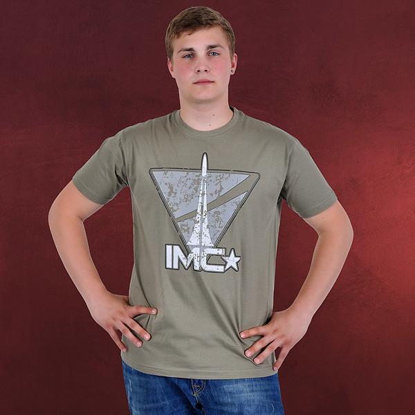 Titanfall - IMC Vintage Logo T-Shirt