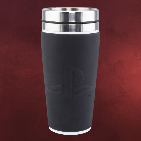 PlayStation - Logo & Controller To Go Becher