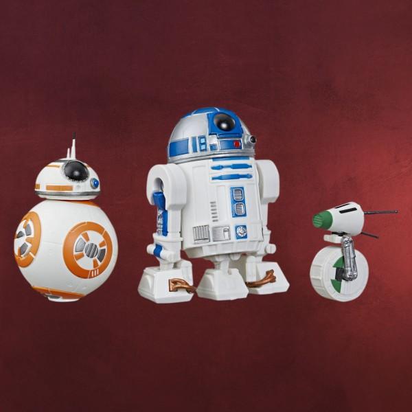 Star Wars - Droiden Actionfiguren Set