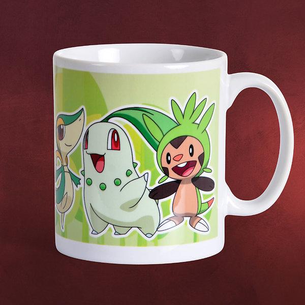 Pokemon - Grass Partners Tasse