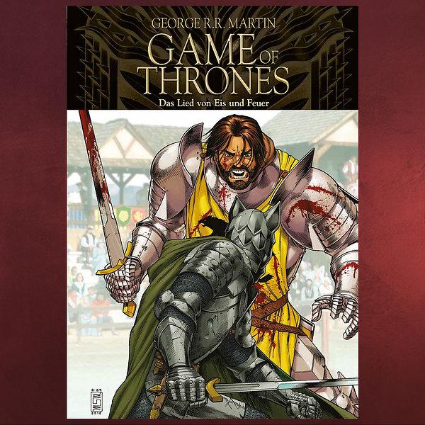 Game of Thrones - Das Lied von Eis und Feuer Band 2