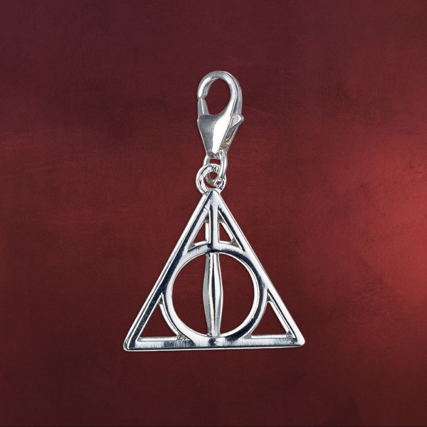 Harry Potter - Deathly Hallows Charm Anhänger