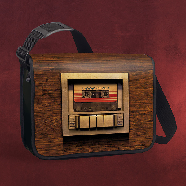 Guardians of the Galaxy - Tape Deck Tasche