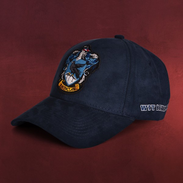 Harry Potter - Ravenclaw Motto Basecap blau