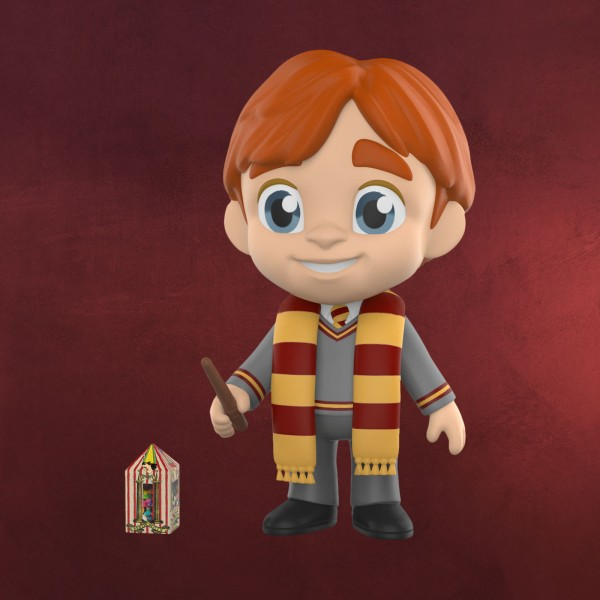 Harry Potter - Ron Weasley Gryffindor Funko Five Star Figur