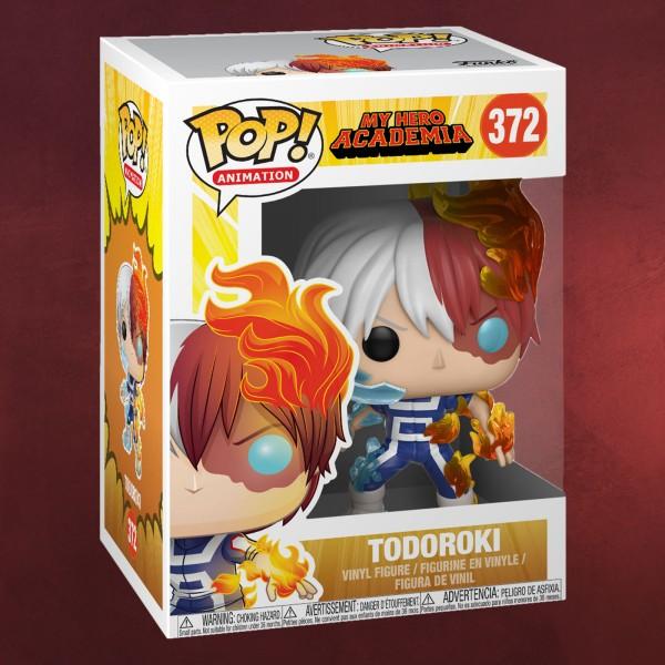 My Hero Academia - Todoroki Funko Pop Figur