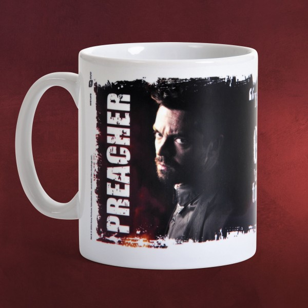 Preacher - Jesse Good Guys Tasse