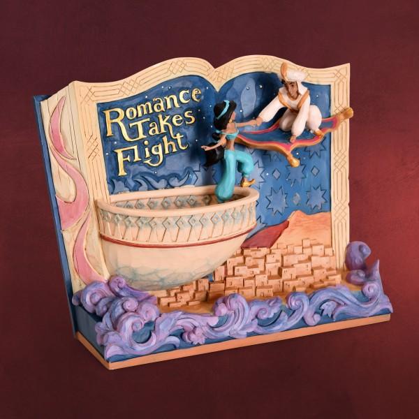 Aladdin - Romance Takes Flight Storybook Figur