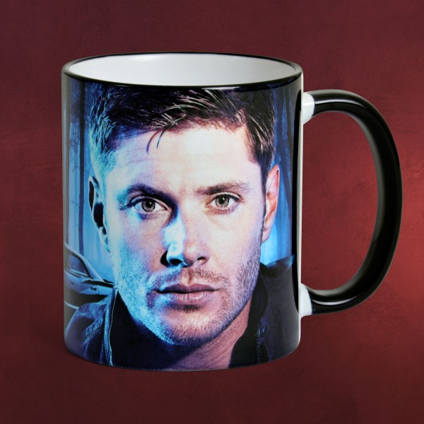 Supernatural - Dean and the Impala Tasse