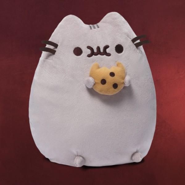Pusheen mit Cookie Plüsch Figur 23 cm