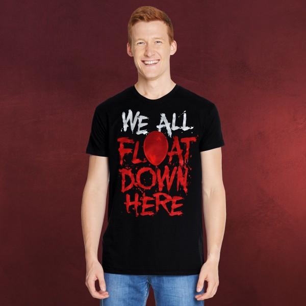 3d866c301f82 Stephen Kings ES - We All Float Down Here T-Shirt schwarz | Elbenwald