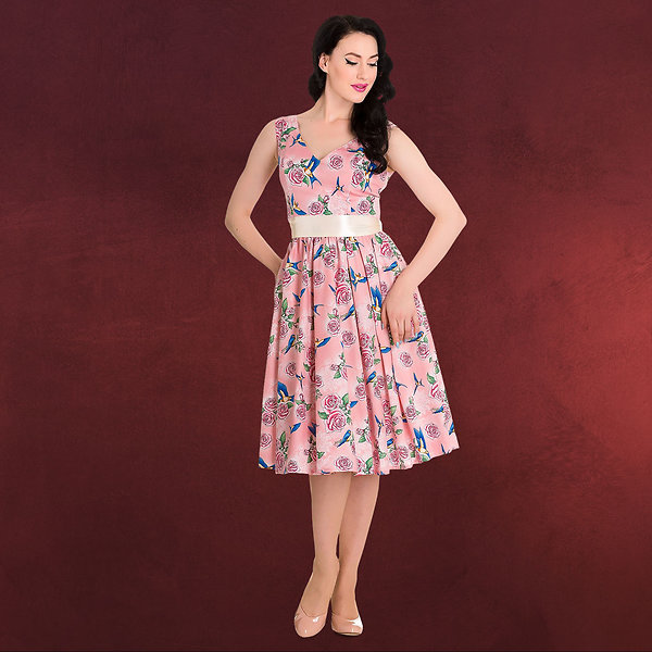 Rockabilly-Kleid Lacy
