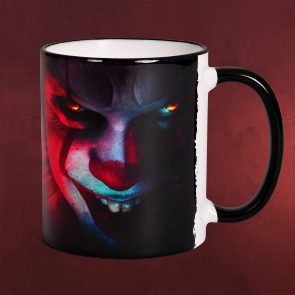 Stephen Kings ES - Pennywise Chapter Two Tasse