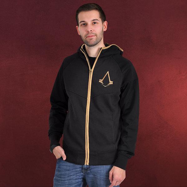 Assassins Creed - Syndicate Jacke schwarz