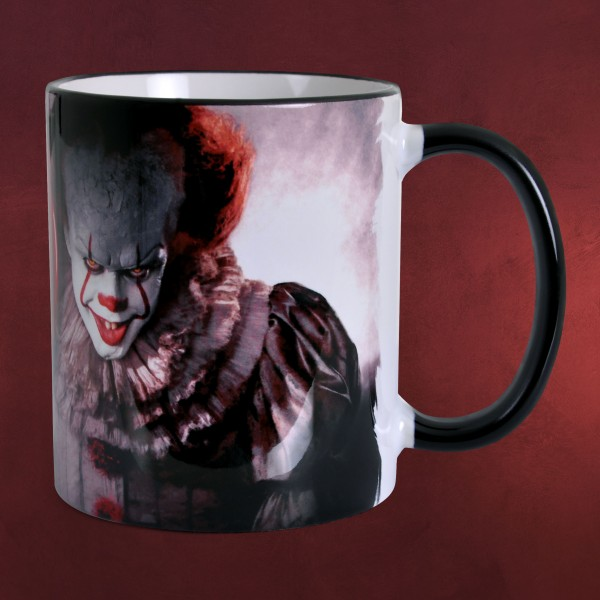 Stephen Kings ES - You'll Float Too Tasse