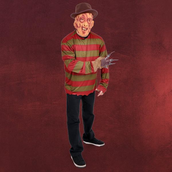 Nightmare - Freddy Krueger Kostümset