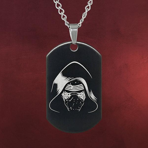 Star Wars - Kylo Ren Dog-Tag Kette