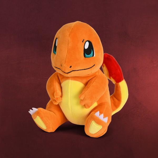 Pokemon - Glumanda Plüsch Figur 20 cm