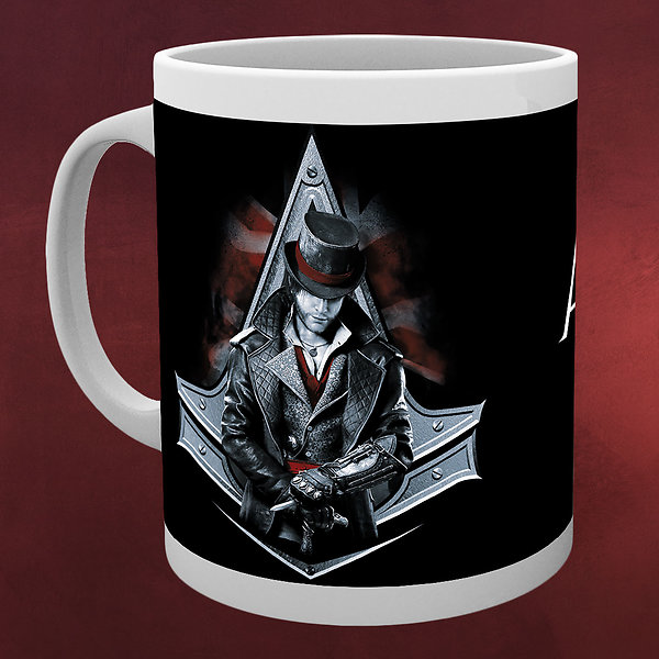 Assassins Creed - Syndicate Emblem Tasse