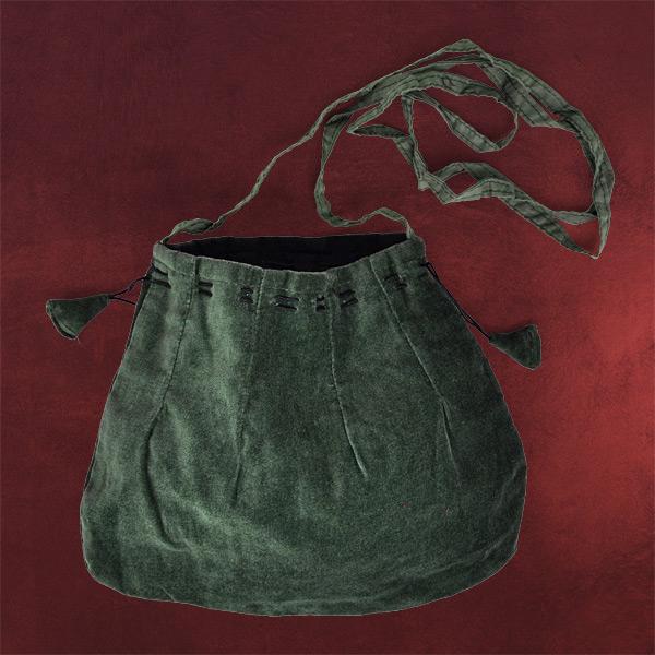 Mittelalter Tasche grün
