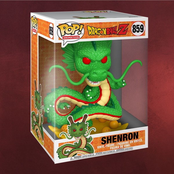 Dragon Ball Z - Shenlong Funko Pop Figur 27 cm