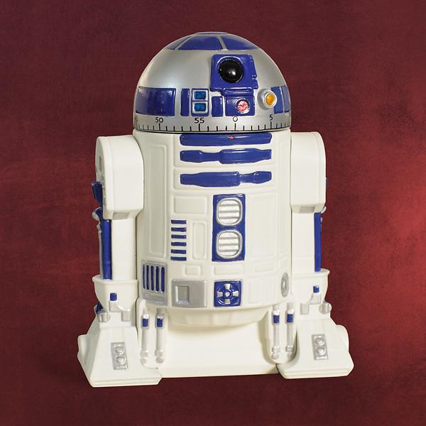 Star Wars - R2-D2 Eieruhr