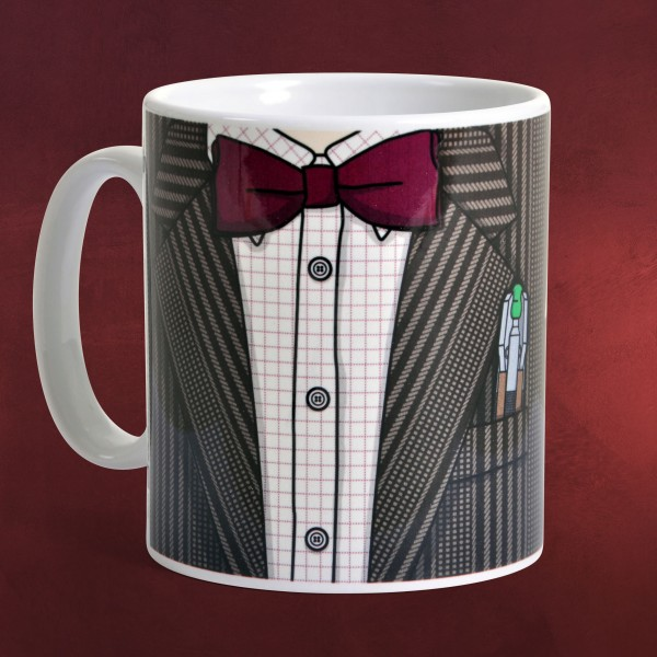 Doctor Who - 11. Doctor Costume Tasse