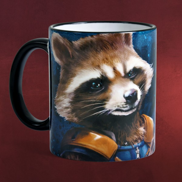 Guardians of the Galaxy - Rocket Raccoon Tasse