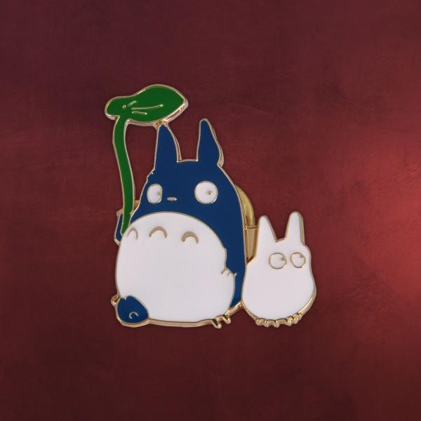 Oh-Totoro und Chibi-Totoro Pin