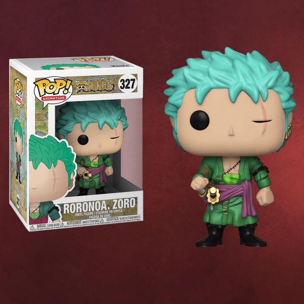 One Piece - Roronoa Zoro Funko Pop Figur