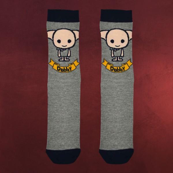 Harry Potter - Dobby Chibi Socken