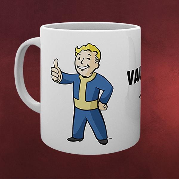 Fallout 4 - Vault Boy Tasse