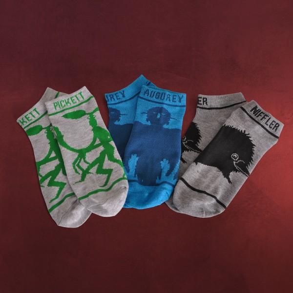 Phantastische Tierwesen - Creatures Socken 3er Set