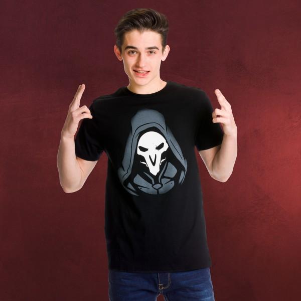 Overwatch - Reaper T-Shirt schwarz
