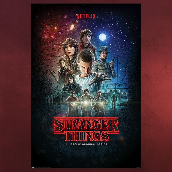 Stranger Things - Season 1 Maxi Poster