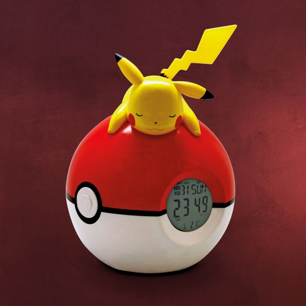 Pokemon - Pikachu Radio-Wecker