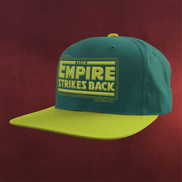 Star Wars - Empire Strikes Back Snapback Cap